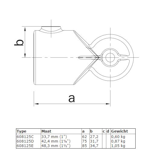 Steigerbuis koppeling verstelbaar kniestuk afmetingensteigerbuis-koppeling-kniestuk-verstelbaar-afmeting